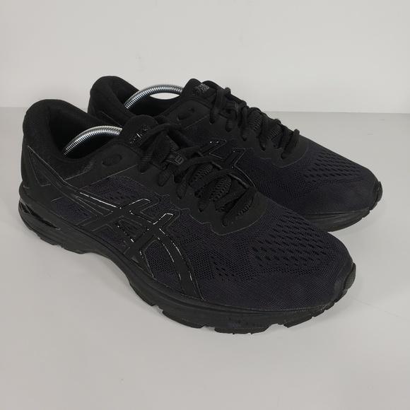 Asics Shoes   Gt1000 Mono Black Running